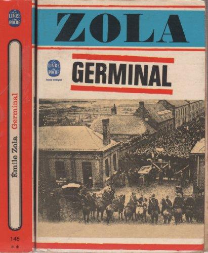 Germinal: Zola, Emile