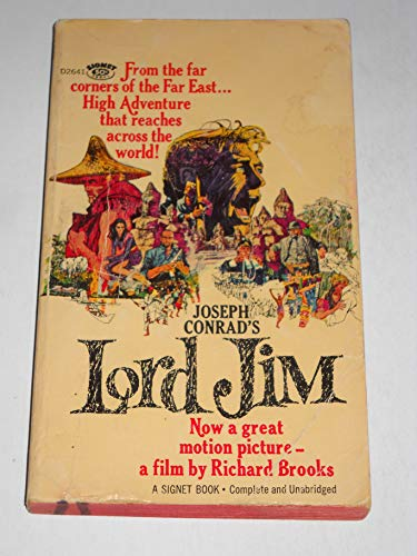 9780451510570: Lord Jim (Signet Books)