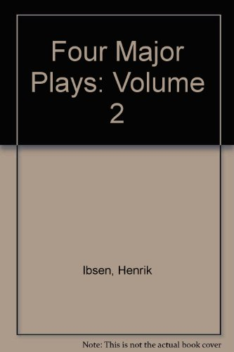 9780451511065: Four Major Plays: Volume 2