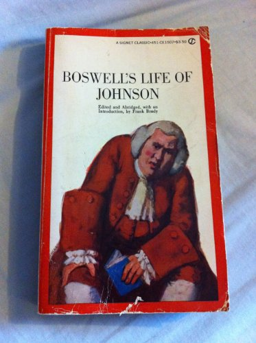 Boswell's Life of Johnson: Boswell, James