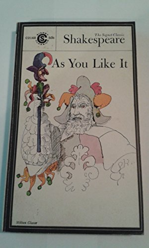9780451511867: As You Like It (Shakespeare, Signet Classic)