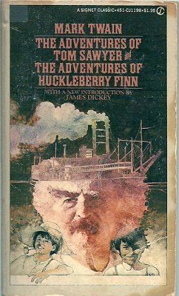 9780451511980: The Adventures of Tom Sawyer and The Adventures of Huckleberry Finn (Signet Classical Books)