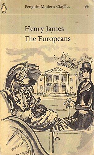 9780451513519: The Europeans (Signet Classics)