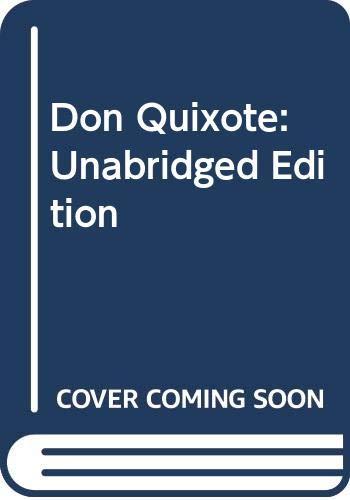 9780451513649: Don Quixote: Unabridged Edition
