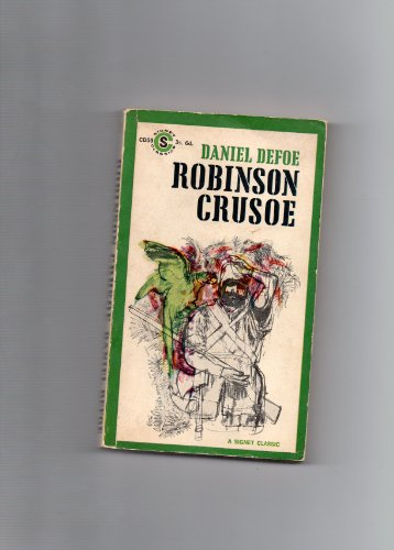 9780451513892: Defoe Daniel : Robinson Crusoe (Sc)