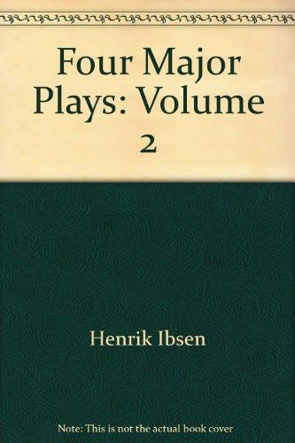 9780451514493: Four Major Plays: Volume 2