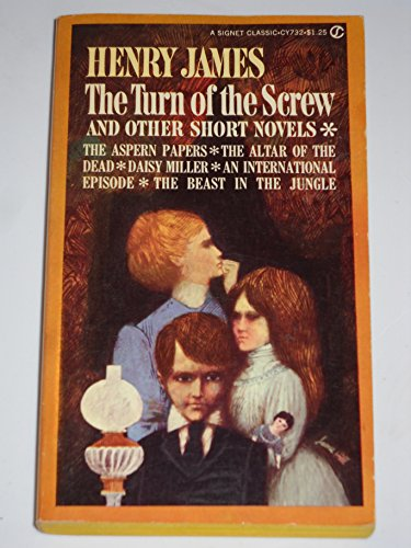 9780451514769: The Turn of the Screw and Other Short Novels