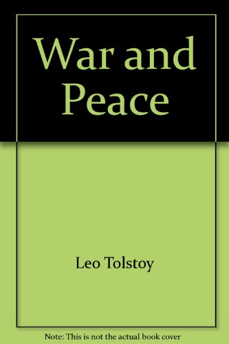 9780451515131: War and Peace