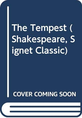 9780451515629: The Tempest (Shakespeare, Signet Classic)