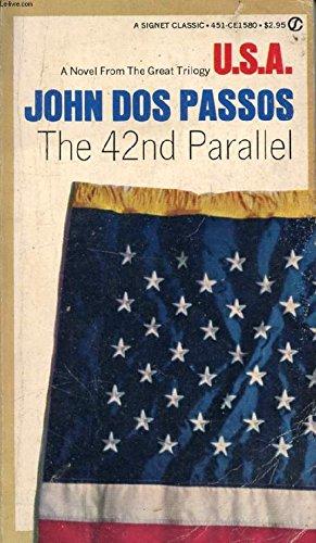 9780451515803: Passos John DOS : 42nd Parallel (Sc) (Signet classics)