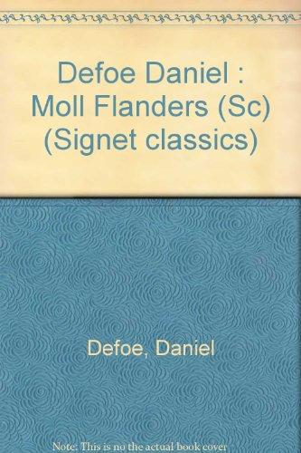 9780451515865: Defoe Daniel : Moll Flanders (Sc)