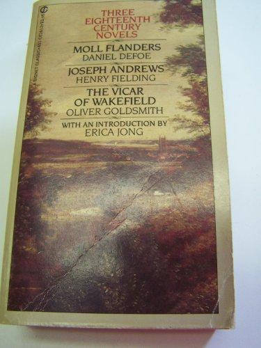 9780451516121: Three Eighteenth Century Novels: