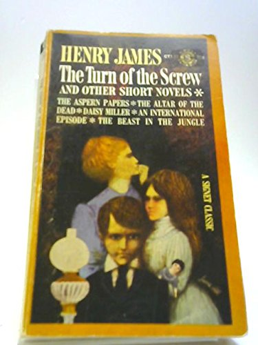 an analysis of the turn of the screw novel by henry james The turn of the screw summary henry james's the turn of the screw has inspired a divided critical debate, the likes of which the literary world has rarely seenwhen the short novel was first published in 1898, it was published in three different versions, as a serial in collier's weekly and in book form with another tale, in both american and english editions.