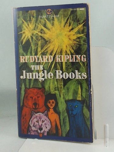 9780451517166: Kipling Rudyard : Jungle Books (Sc) (Signet classics)