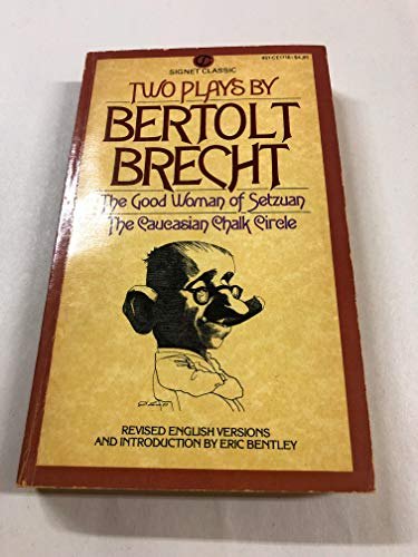 Brecht, Two Plays by Bertolt (9780451517180) by Brecht, Bertolt