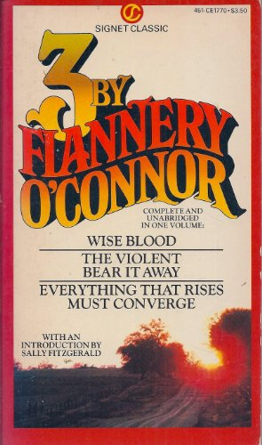 9780451517708: O'Connor, Three by Flannery