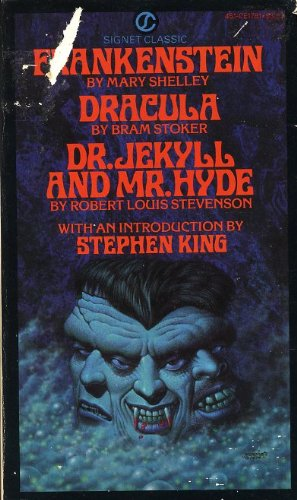 9780451517814: Frankenstein, Dracula, Dr. Jekyll and Mr. Hyde