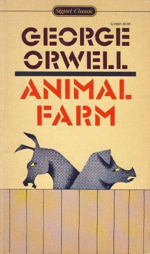 9780451518019: Animal Farm (Signet classics)