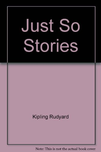 9780451518170: Just-So Stories