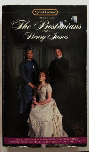 9780451518408: James Henry : Bostonians (Movie Tie-in) (Sc) (Signet classics)