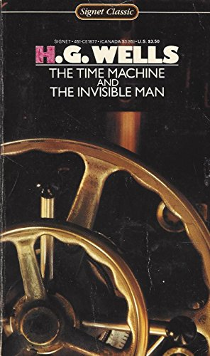 9780451518774: Wells H.G. : Time Machine & the Invisible Man/Sc (Signet classics)
