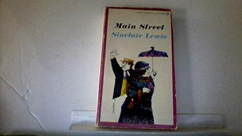 9780451518989: Main Street (Signet classics)