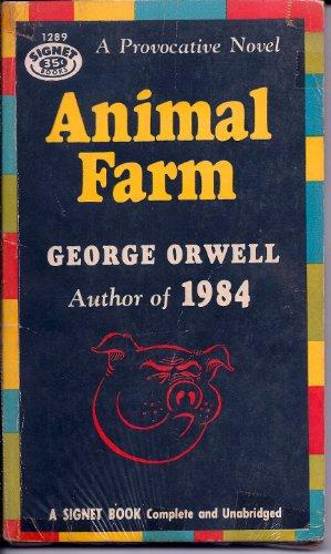 9780451519009: Orwell George : Animal Farm (Sc) (Signet classics)