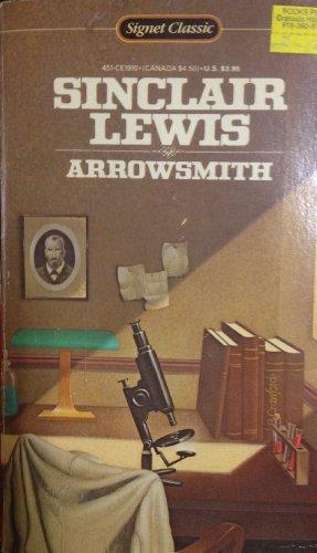 9780451519108: Lewis Sinclair : Arrowsmith (Sc) (Signet classics)