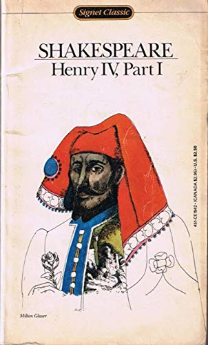 9780451519429: Henry IV, part 1 (Shakespeare, Signet Classic)