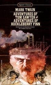 9780451519665: The Adventures of Tom Sawyer and The Adventures of Huckleberry Finn (Signet classics)