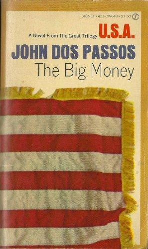 9780451519818: Passos John DOS : Big Money (Sc) (Signet classics)