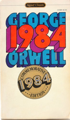 9780451519849: 1984: A Novel (Commemorative Edition)