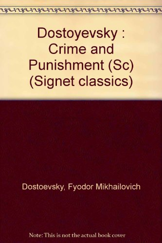 9780451519955: Crime and Punishment (Signet Classic)
