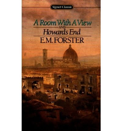 9780451520067: Howards End and A Room with a View (Signet classics)
