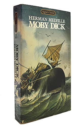 9780451520210: Melville Herman : Moby Dick (Sc) (Signet classics)
