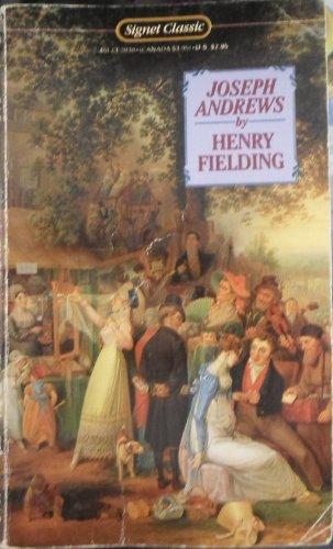 Joseph Andrews (Signet classics): Fielding, Henry
