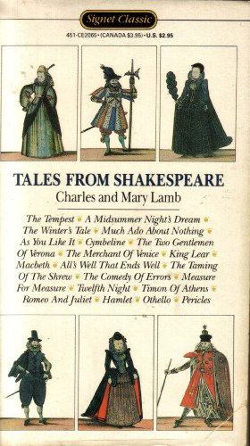 9780451520654: Tales from Shakespeare (Signet classics)