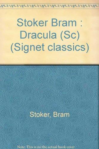 9780451520975: Stoker Bram : Dracula (Sc)