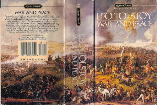 9780451521163: War and Peace (Signet classics)