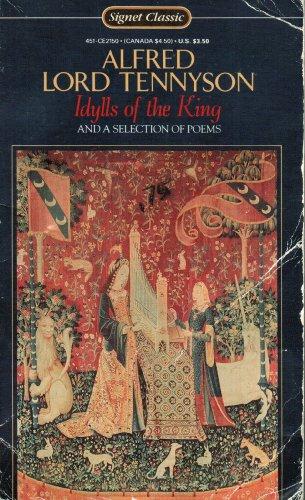 9780451521507: Tennyson Alfred : Idylls of the King (Sc) (Signet classics)