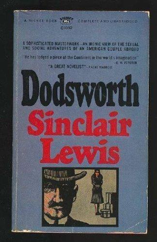 9780451521774: Dodsworth (Signet classics)