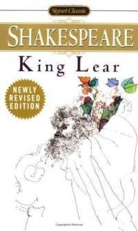 9780451521880: King Lear (Shakespeare, Signet Classic)