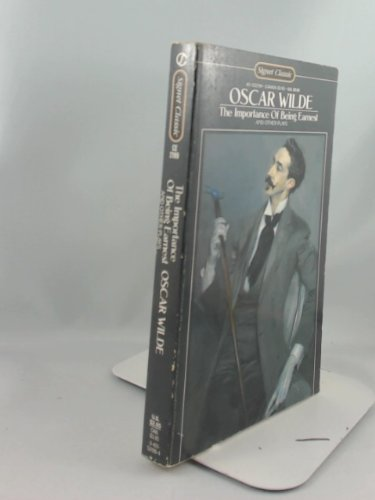 The Importance of Being Earnest and other: Oscar Wilde