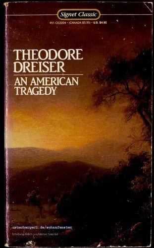 An American Tragedy: Theodore Dreiser
