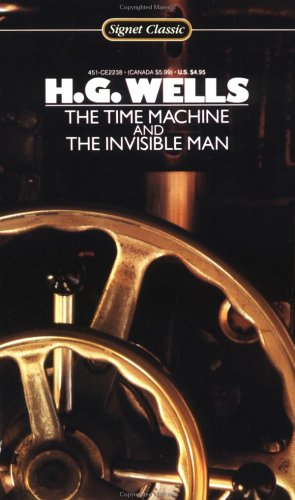 9780451522382: The Time Machine And the Invisible Man (Signet classics)