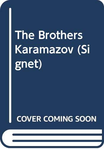 9780451522436: The Brothers Karamazov (Signet)