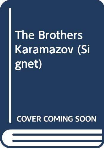9780451522436: Dostoyevsky : Brothers Karamazov (Sc) (Signet)