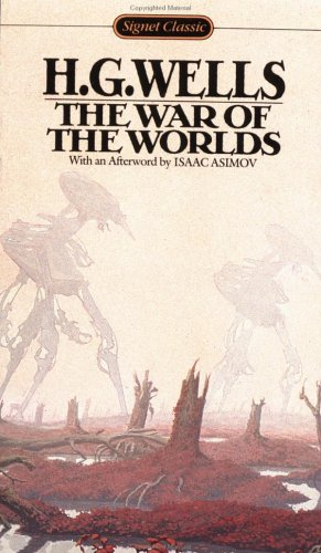 The War of the Worlds: With an Afterword by Isaac Asimov