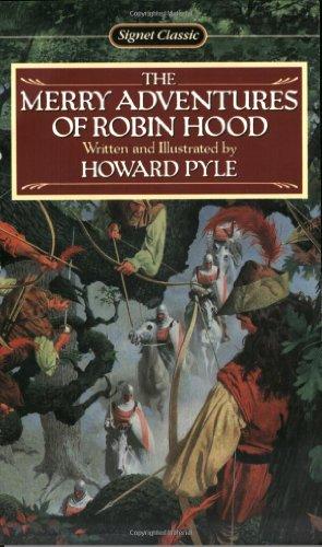 9780451522849: Pyle Howard : Merry Adventures of Robin Hood (Sc) (Signet classics)