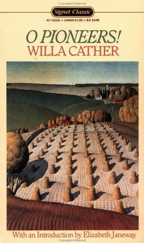 an analysis of the scene of emil in the graveyard in willa cathers novel o pioneers From willa cather's first novel to her last as when the young emil bergson in o pioneers rides to meet his married lover in a similar scene from his.